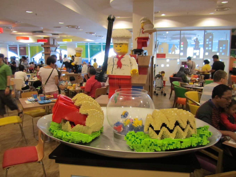 Legoland Hotel Brick Restaurant