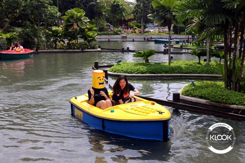 Boating School at Lego City