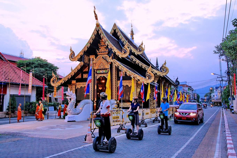 chiangmai segway tour