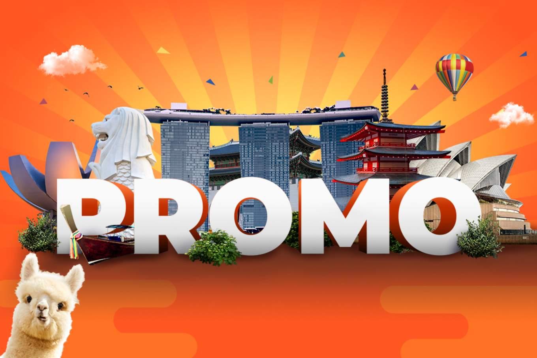Banner Promo Klook