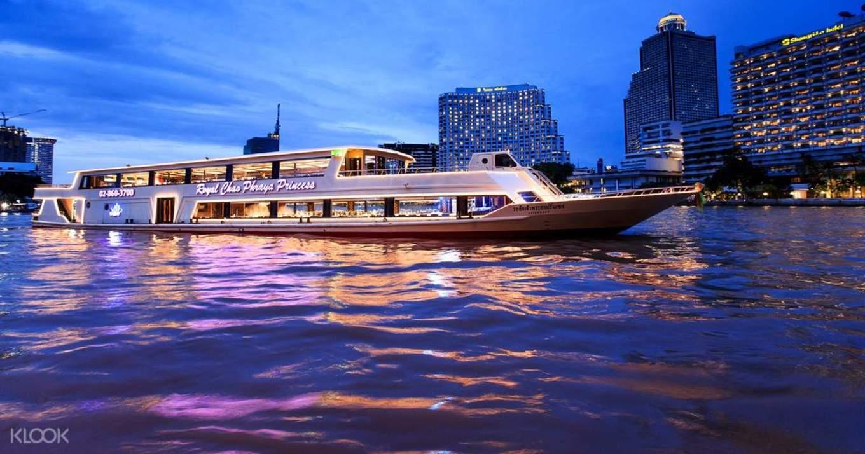 Chao Phraya Princess Cruise Bangkok