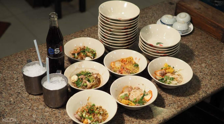 Pranakorn Boat Noodle Bangkok