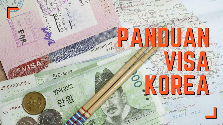 Panduan Cara Membuat Visa Korea