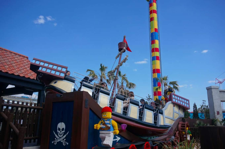 Anchors Away!(アンカー・アウェイ!) 海 盜 船