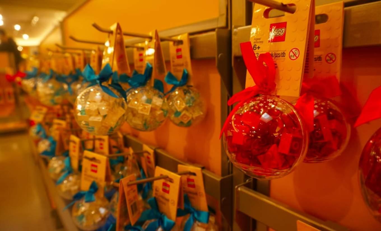 聖 誕 球 樂 高 組 合 9 0 0 日元
