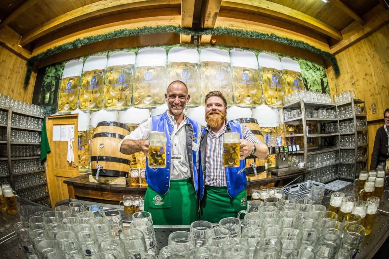 慕尼黑啤酒節 來源:官方臉書@Oktoberfest.de