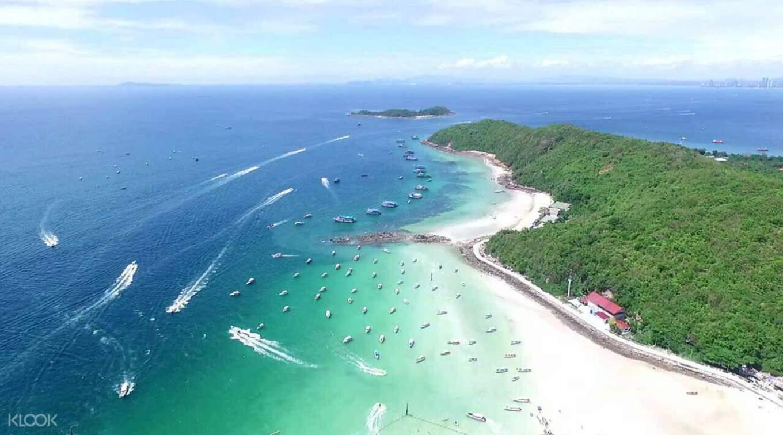 格蘭島(珊瑚島)浮潛一日遊