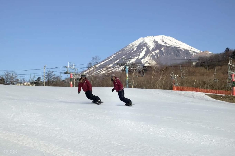 富士山滑雪勝地