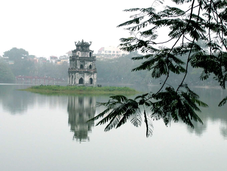 還劍湖 來源:flickr@Truc Le
