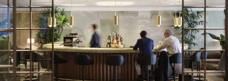 香港機場貴賓一覽 這5間香港國際機場貴賓室也太豪華了吧!