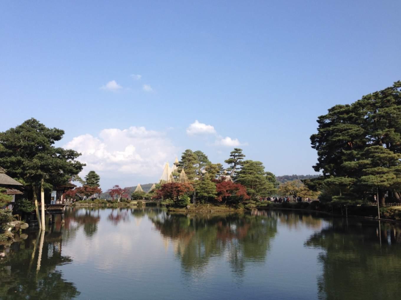春意盎然的金澤兼六園。(圖片來源:4travel.jp)