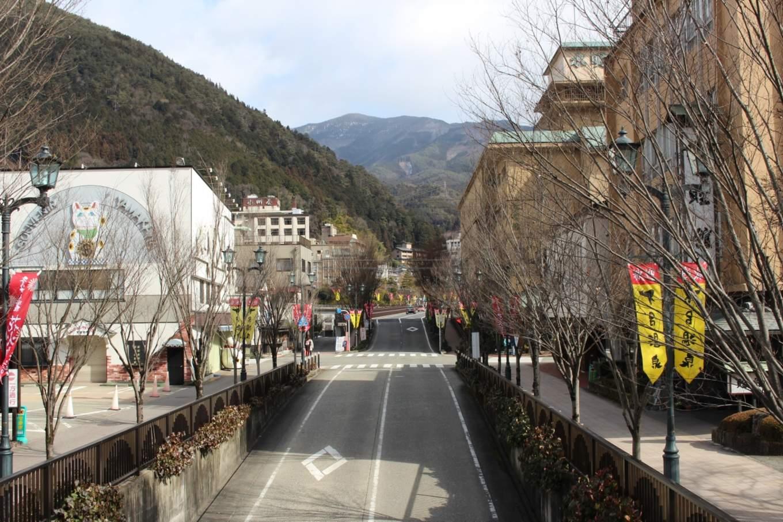 下呂溫泉街景。(圖片來源:4travel.jp)