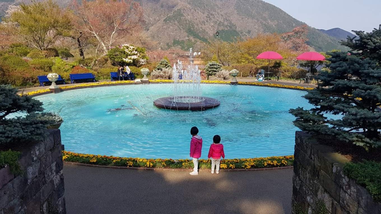 箱根強羅公園,Photo by Artshen