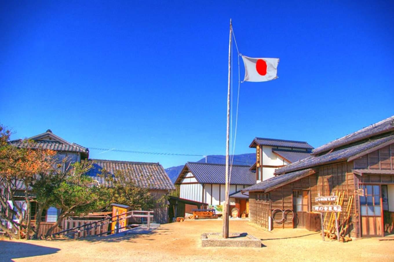 二十四の瞳映画村|圖片來源:Wikimedia Commons https://reurl.cc/GRL0x