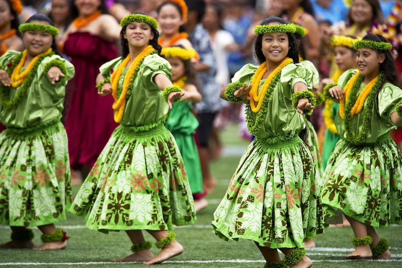 hawaiian hula dancers 377653 1280