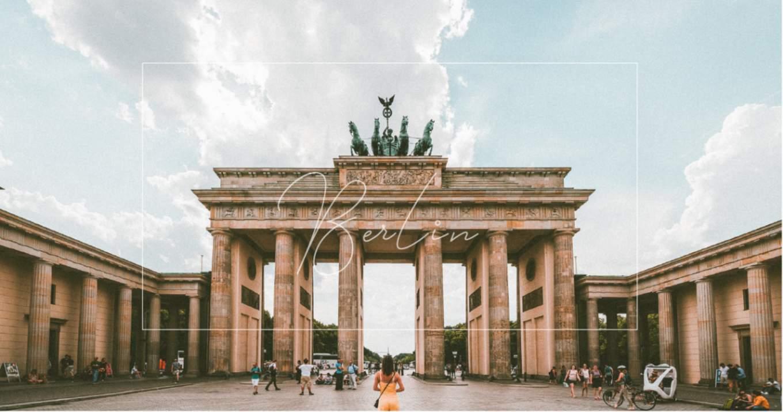 berlin 工作區域 1
