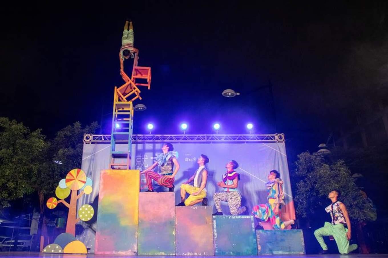 台北燈節 主燈秀將與馬戲團聯合演出