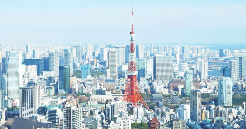 東京鐵塔 01