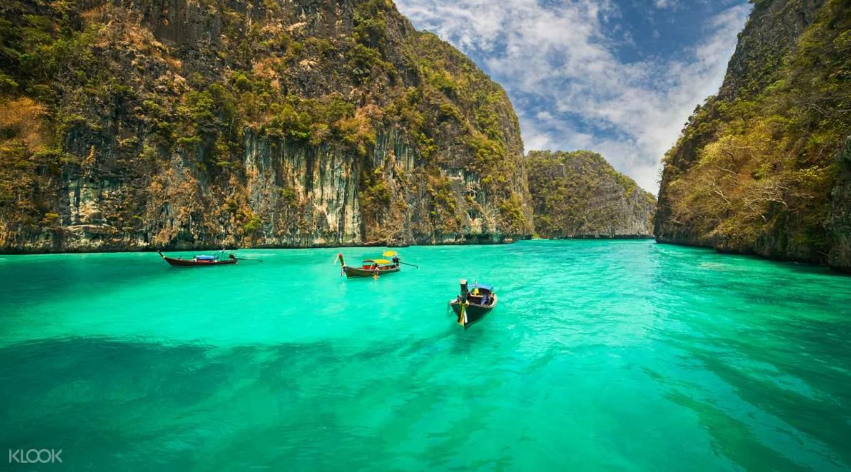 cuối tuần ở phuket: đảo phi phi
