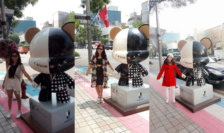lịch trình du lịch seoul