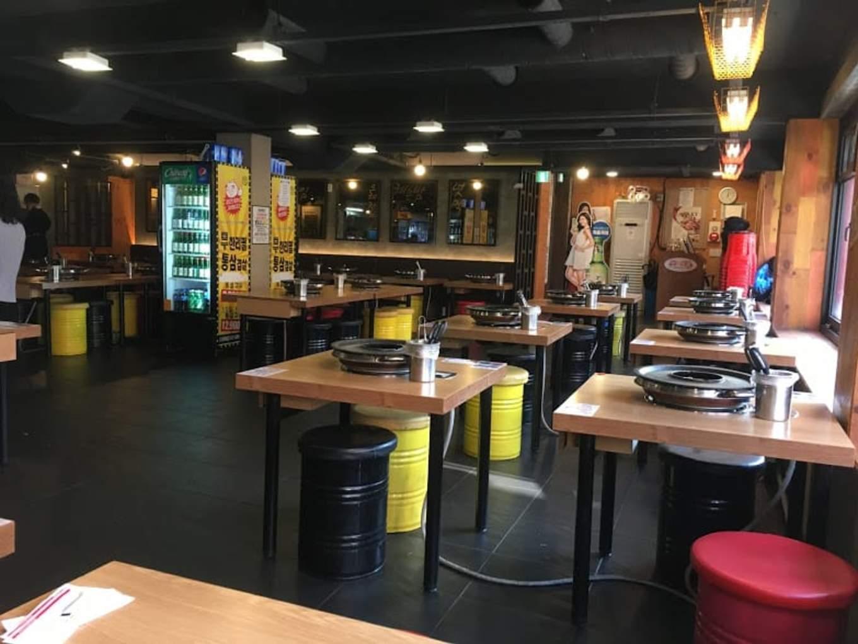 ẩm thực seoul: nhà hàng thịt nướng