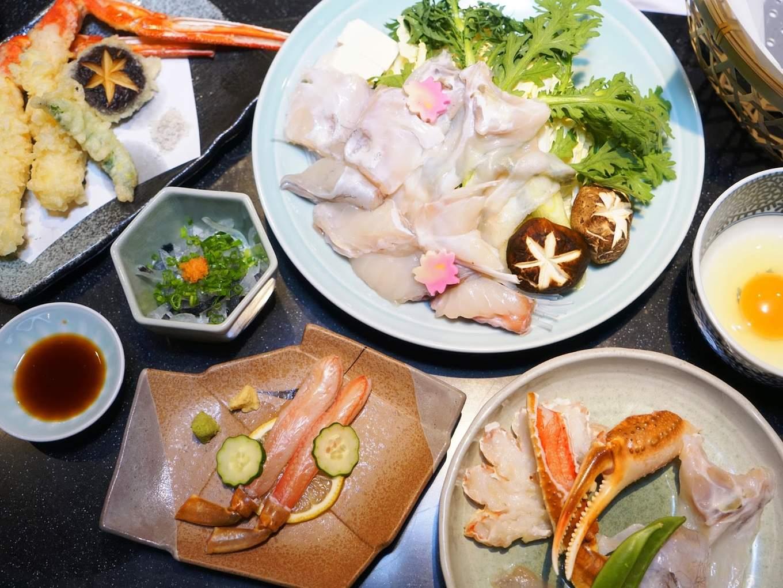 đến guenpin fugu để thưởng thức những món ăn lạ của ẩm thực hokkaido
