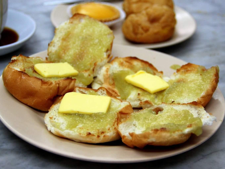 lịch trình đi singapore 4 ngày 3 đêm cho các cặp đôi: kaya toast của chin mee chin
