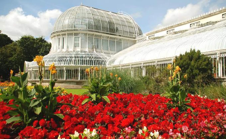 lịch trình đi singapore 4 ngày 3 đêm cho các cặp đôi: tham quan botanic gardens