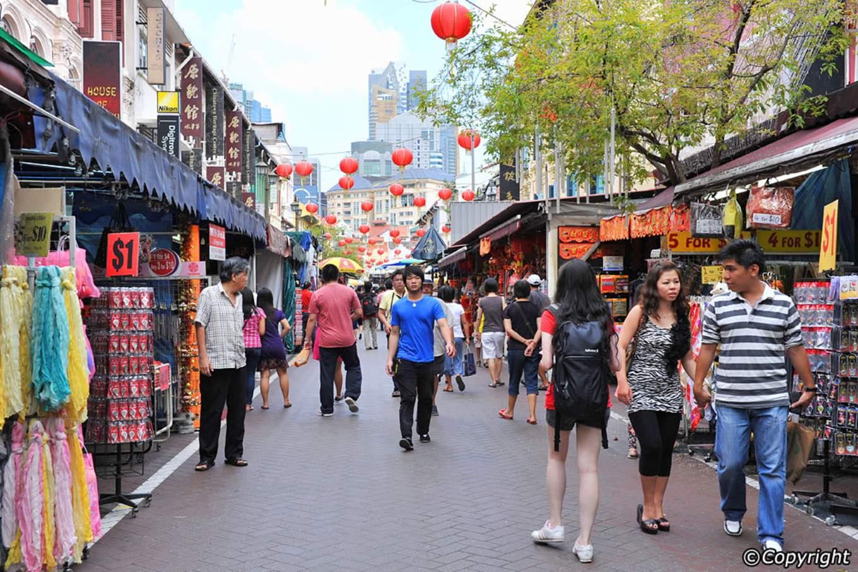 lịch trình đi singapore 4 ngày 3 đêm cho các cặp đôi: khám phá china town
