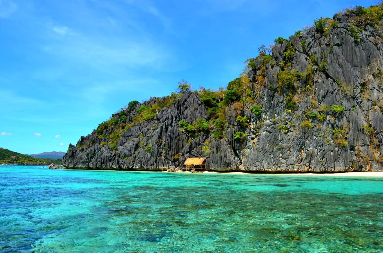 Coron, palawan là một trong 10 bãi biển đông nam á đẹp nhất