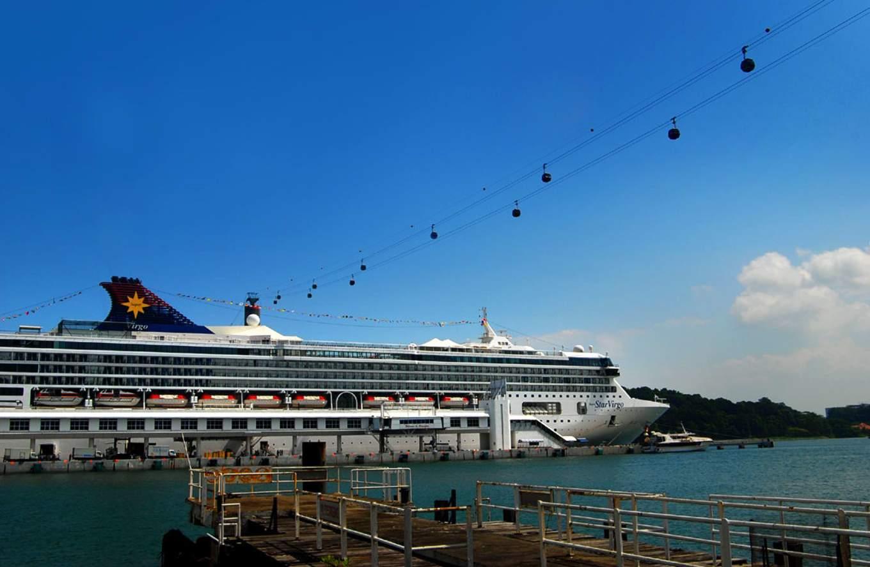 du thuyền singapore island cruise
