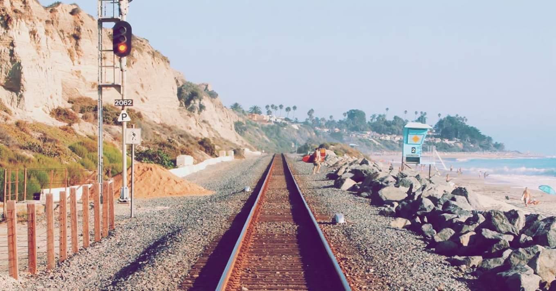 đường ray tàu lửa ở hàn quốc