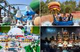 Visit 4 of Dubai's Best Theme Parks For Just USD140!