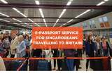 Singaporeans Can Now Use E-Gates At UK Airports And Other Border Gates