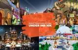 Visit 4 of Dubai's Best Theme Parks in Under INR 10K