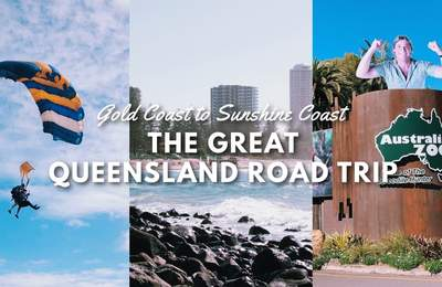 The Great Queensland Road Trip For Beginners – From Gold Coast To Sunshine Coast
