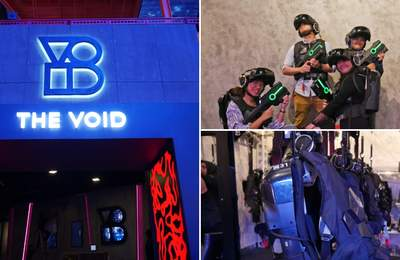 Gear Up For The VOID, The Fully Immersive VR Experience In Genting Highlands