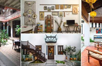 10 Best Penang Heritage Hotels In Georgetown