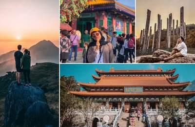 10 Unmissable Photo Spots All Around Ngong Ping Village And Lantau Island