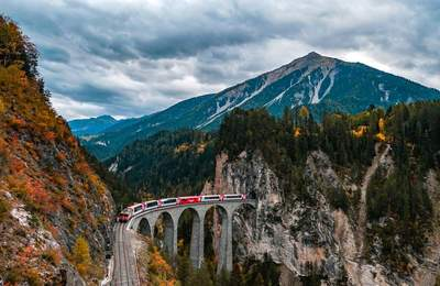 5 Days of Switzerland Summer with the Swiss Travel Pass