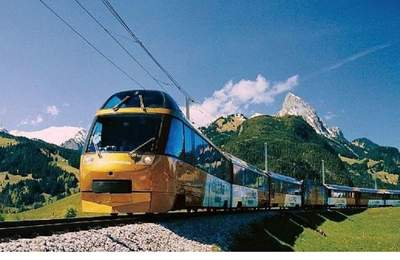 Epic Views Of The Swiss Alps On The Golden Pass Line Switzerland Scenic Train With Your Swiss Travel Pass