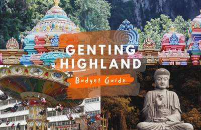 Ballin' On A Budget: 3D2N In Genting Highland For Under $250!