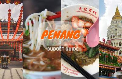 Ballin' On A Budget: 3D2N In Penang For Under $260!