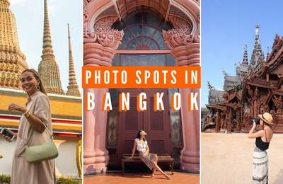 Strike A Pose At These OOTD Spots In and Around Bangkok, Thailand!
