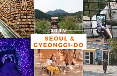 The Ultimate 5D4N Seoul And Gyeonggi-do Itinerary Featuring Underrated Places
