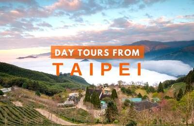 8 Day Trips From Taipei Including Yin Yang Sea, Geological Expeditions & Street Food Markets
