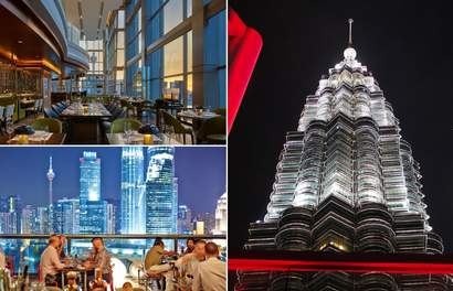 10 Rooftop Restaurants And Bars In KL For The Best City Night View