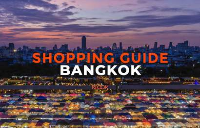 The Ultimate Bangkok Shopping Guide