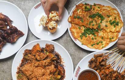 Your Calorie-Worthy Singapore Hawker Food Bucket List