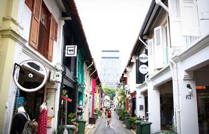 Must Visit Hot Spots For Your Haji Lane Adventure